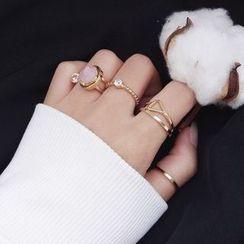 Calypso - 五件套戒指
