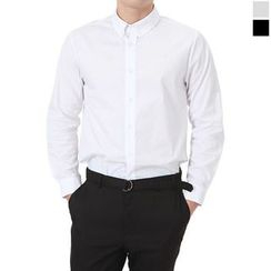 Seoul Homme - Long-Sleeve Dress Shirt
