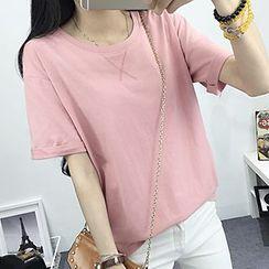 Century Girl - Short-Sleeve Crewneck T-Shirt