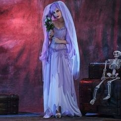 Cosgirl - 僵屍新娘角色扮演裝