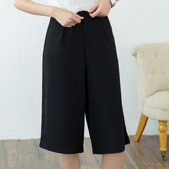 Sens Collection - Capri Wide Leg Pants
