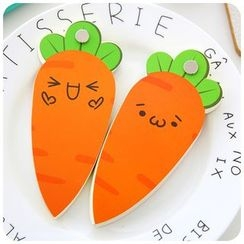 Fancy Mansion - Carrot Memo Pad