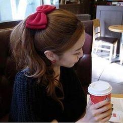 Miss Floral - 蝴蝶結髮夾