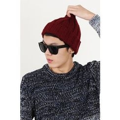 Ohkkage - Rib-Knit Beanie