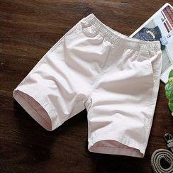 DUKESEDAN - 束腰运动短裤
