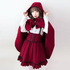 StaRainbow - Hooded Cape