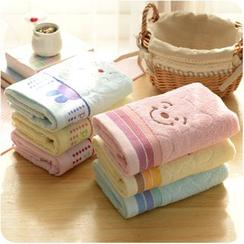 Eggshell Houseware - 吸水洗脸毛巾