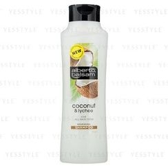 Alberto Balsam - Coconut and Lychee Nourishing Shampoo for All Hair Types