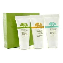 Origins - Hand Therapy: 3x Hand Lotion 30ml/1oz