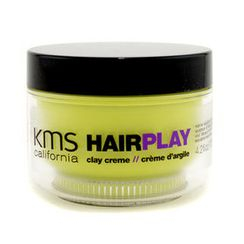 KMS California - Hair Play Clay Creme (Matte Sculpting and Texture)