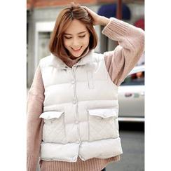 REDOPIN - Dual-Pocket Padded Vest