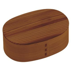 Skater - Basic Wooden Wappa Lunch Box