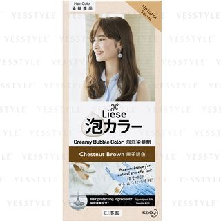 Kao - Liese Bubble Hair Color (Chestnut Brown)