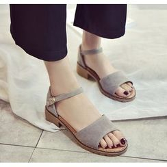 Simply Walk - Ankle Strap Sandals