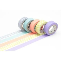 mt - mt Masking Tape : mt Gift Box (Pastel)
