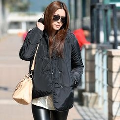 SO Central - Padded Hooded Jacket