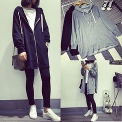 IndiGirl - Hooded Jacket
