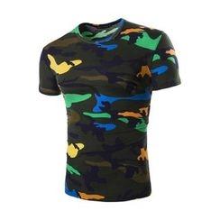 Fireon - 迷彩T恤