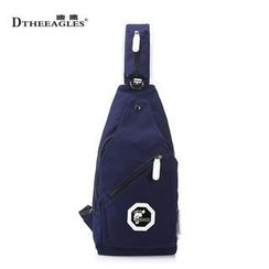 DtheEagles - Canvas Sling Bag