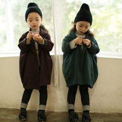 Cuckoo - Kids Woolen Coat