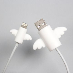 LIFE STORY - Wings USB Cable Protector (2 pcs) - cupi