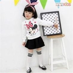 nanakids - Girls A-Line Mini Skirt