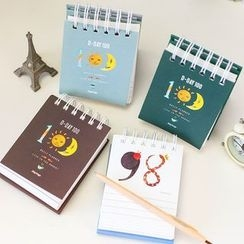 Homey House - Desk Daily Planner (S)