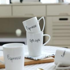 Kawa Simaya - Lettering Mug