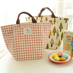 Show Home - Print Insulated Lunch Bag