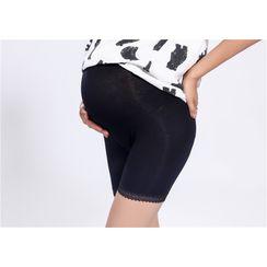 Meigo - 孕婦打底短褲