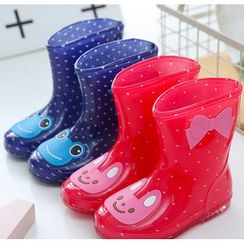 Rivari - Kids Animal Rain Boots