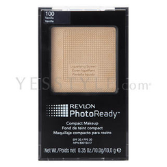 Revlon - Photo Ready Compact Makeup SPF 20 #100 Vanilla