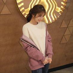CLICK - Cotton Plain T-Shirt