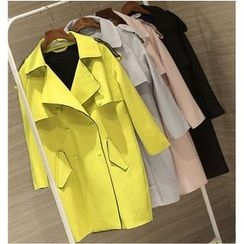 Mariposa - Double Breasted Trench Coat