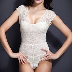 INNE - Lace Shaping Bodysuit
