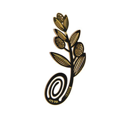 ioishop - Wheat Bookmark - Golden
