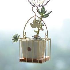 PINOLI - 掛式盆栽花籃