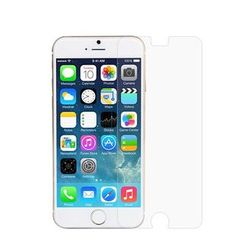 Cartoon Face - Tempered Glass Protective Film - Apple iPhone 6 / 6 Plus