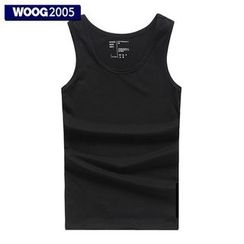 WOOG - Plain Tank Top