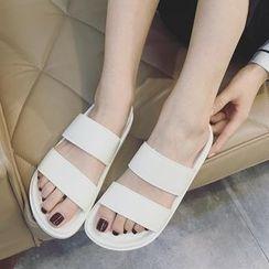 Zapatos - 平底凉拖