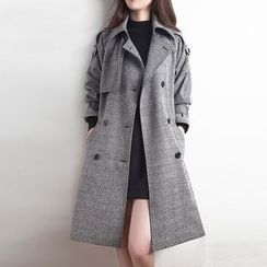 lilygirl - Long Trench Jacket