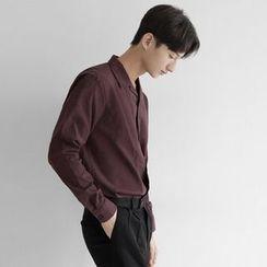 Seoul Homme - Long-Sleeve Shirt