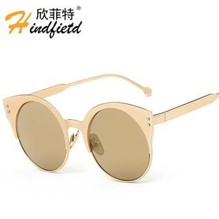 Koon - Metal Frame Cat Eye Sunglasses