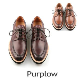 Purplow - Two-Tone Oxfords