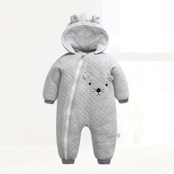 ciciibear - Kids Animal Hooded One-piece
