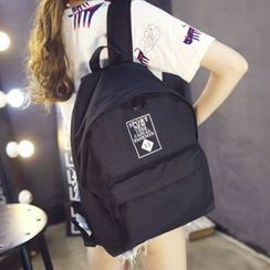 Suis MOI - Canvas Backpack