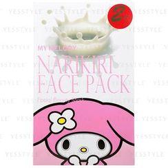 Sanrio - Narikiri Face Pack Facial Beauty Mask (My Melody) (Milk Essence)