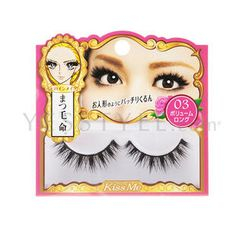 ISEHAN 伊勢半 - Heroine Make Impact Eyelashes #03