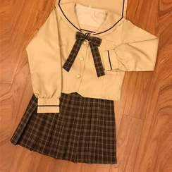 Rega - School Uniform Party Costume