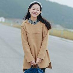 Hanayoshi - 连帽毛衣